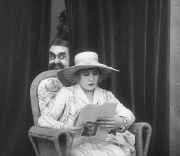 Edna-Purviance-and-Eric-Campbell-in-The-Cure-1917-001