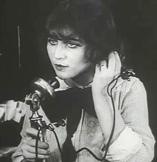 Florence-La-Badie-in-The-Evidence-of-the-Film-1913-00