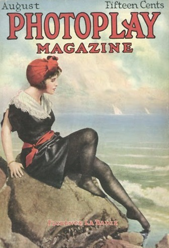 Florence-La-Badie-photoplay-magazine