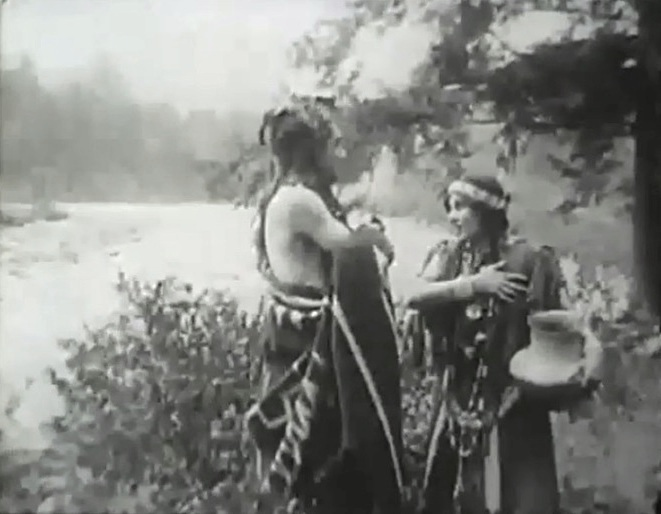 Florence-Lawrence-and-Owen-Moore-in-The-Mended-Lute-1909-director-DW-Griffith-cinematographer-Billy-Bitzer-3