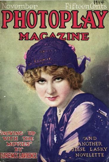 Florence-Lawrence-photoplay-magazine