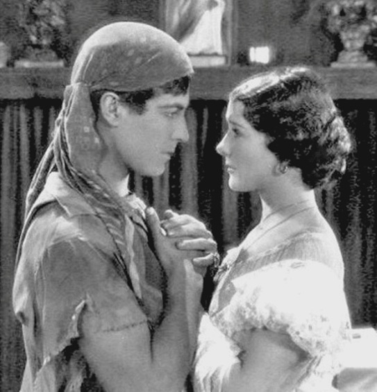 Marceline-Day-and-Ramon-Novarro-in-The-Road-to-Romance-1927-director-john-robertson-2