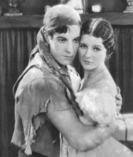 Marceline Day And Ramon Novarro In The Road To Romance 1927 Director John Robertson