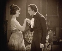 Martha Mansfield And John Barrymore In Dr Jekyll And Mr Hyde Director John S Robertson 1920 7jr