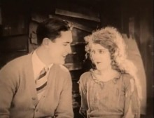 Mary Pickford And Lloyd Hughes In Tess Of The Storm Country Director John S Robertson 1922 4