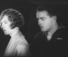 Richard Barthelmess And Dorothy Mackaill In Shore Leave Director John S Robertson 1925 03jr