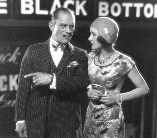 Lon-Chaney-and-Marceline-Day-in-The-Big-City