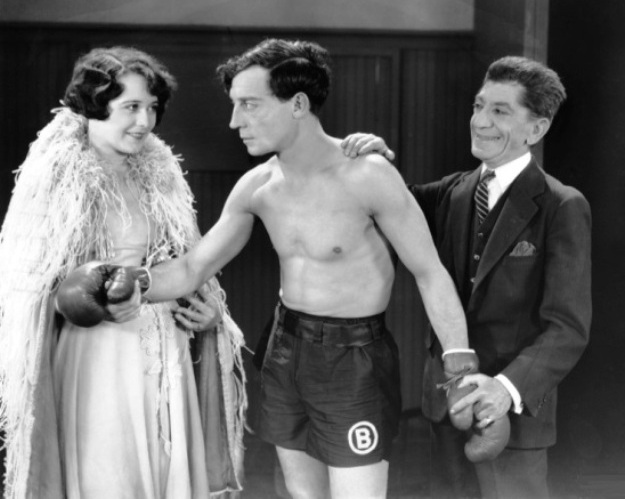 Buster-Keaton-and-Sally-ONeil-and-Snitz-Edwards-in-Battling-Butler-1926-2
