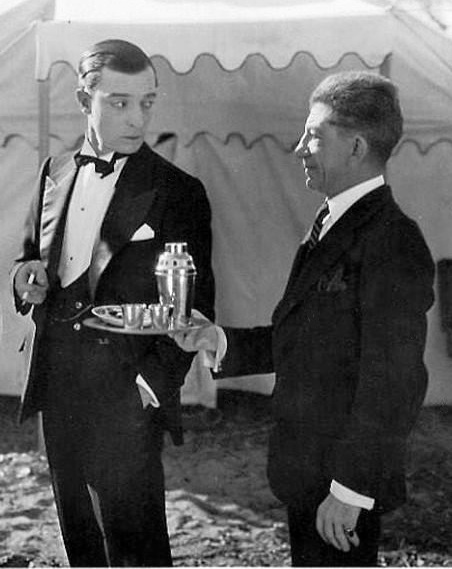 Buster-Keaton-and-Snitz-Edwards-in-Battling-Butler-1926