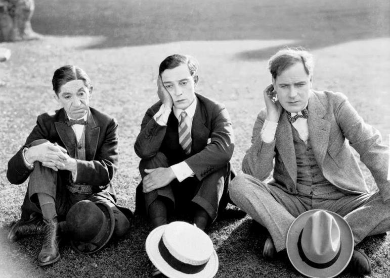 Snitz-Edwards-and-Buster-Keaton-and-T-Roy-Barnes-in-Seven-Chances-1925