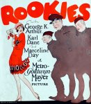 Marceline-Day-and-George-Arthur-and-Carl-Dane-in-Rookies-poster.jpg