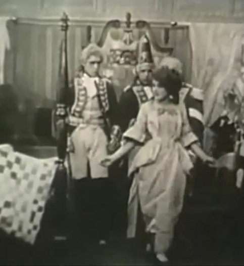 Arthur-V-Johnson-and-Mary-Pickford-in-1776-or-The-Hessian-Renegades-1909-director-DW-Griffith-00