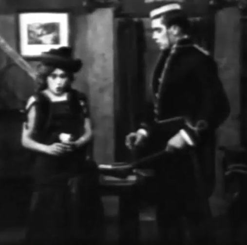 Arthur V Johnson and Mary Pickford in The Awakening 1909 02