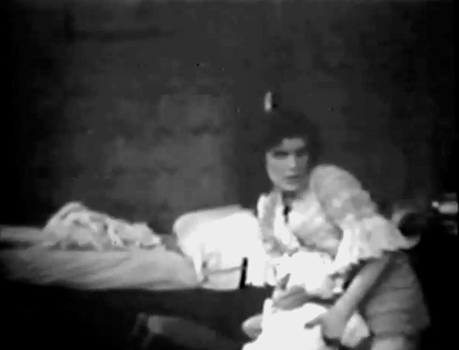 Claire McDowell in A Woman Scorned 1911 director DW Griffith cinematographer Billy Bitzer 02