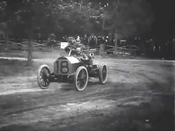 Automobile Race for the Vanderbilt Cup 1904 2