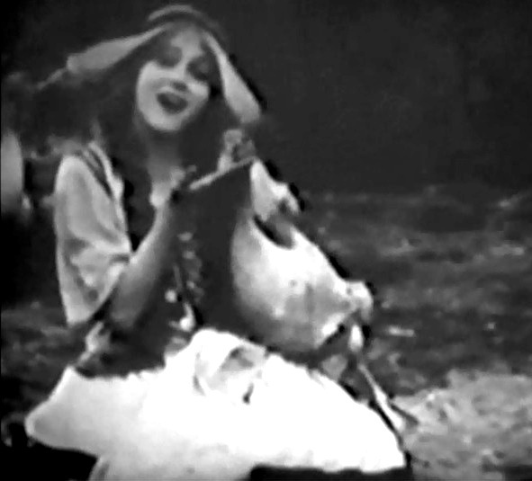 Mary Pickford in Lena and the Geese 1912 00