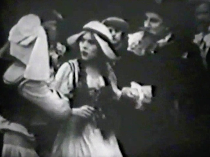 Mary Pickford in Lena and the Geese 1912