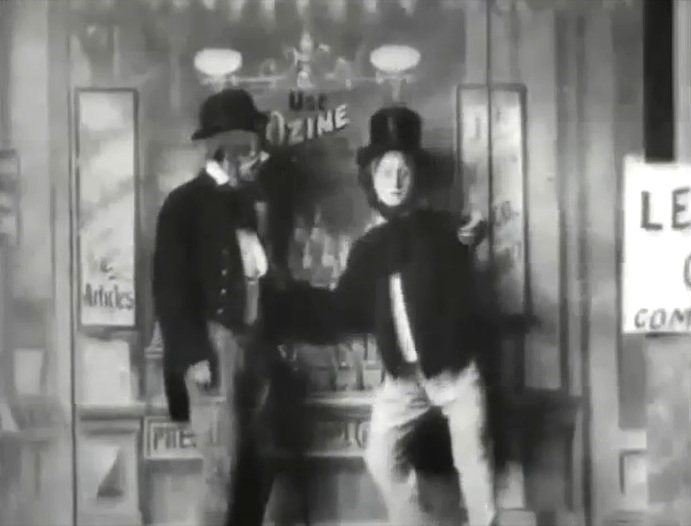 Levi-and-Cohen-the-Irish-Comedians-1903