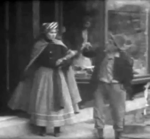 Florence-Lawrence-and-George-Gebhardt-in-The-Cord-of-Life-1909-director-DW-Griffith-00