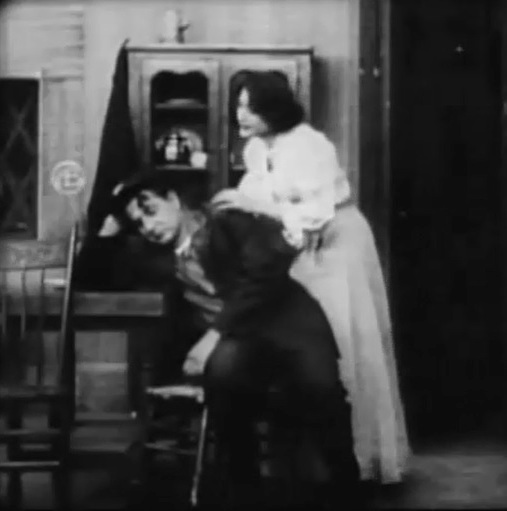 The Rocky Road 1910 director DW Griffith 01