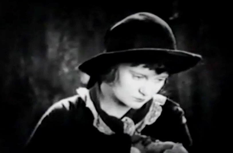 Mae Marsh in The White Rose 1920 16