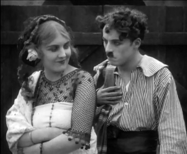 Charlie-Chaplin-and-Edna-Purviance-in-Burlesque-on-Carmen-1915-18