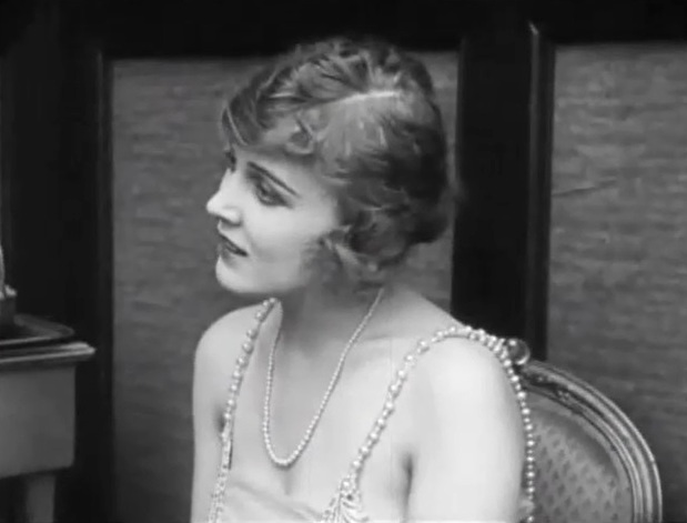 Edna Purviance in The Adventurer 1917 14