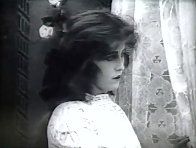 Florence La Badie in The Marble Heart 1913 06