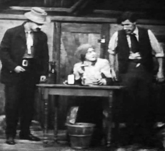 Florence-Lawrence-and-Harry-Solter-and-George-Gebhardt-in-Money-Mad-1908-director-DW-Griffith-cinematographer-Billy-Bitzer-01