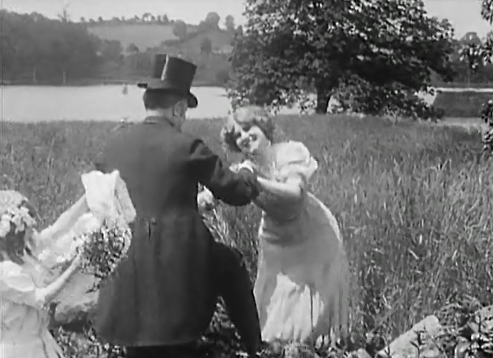 Florence Lawrence in The Country Doctor 1909 director DW Griffith cinematographer Billy Bitzer 2