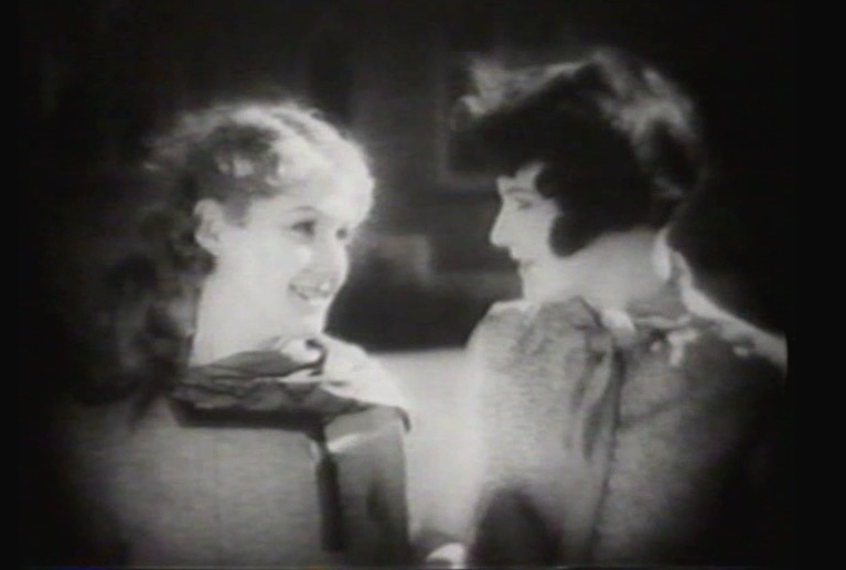 Helen Foster and Virginia Roye in The Road to Ruin 1928 26