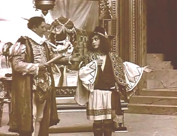 Florence Turner in Twelfth Night 1910 3