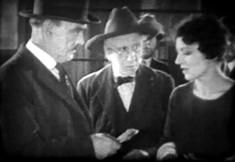Helen Holmes in Crossed Signals 1926 07