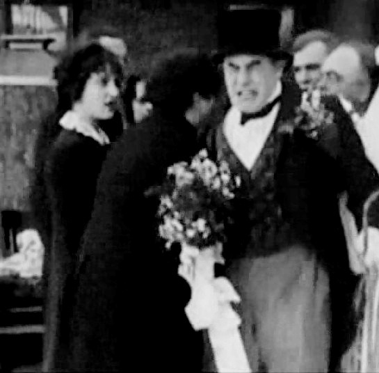 Helen Holmes in On His Wedding Day 1913 000