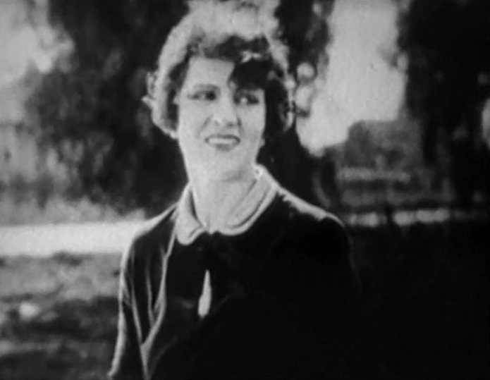 Helen Holmes in The Lost Express 1926 01
