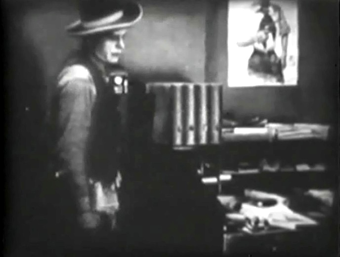 Jack Hoxie in The Man from Tia Juana 1917 02
