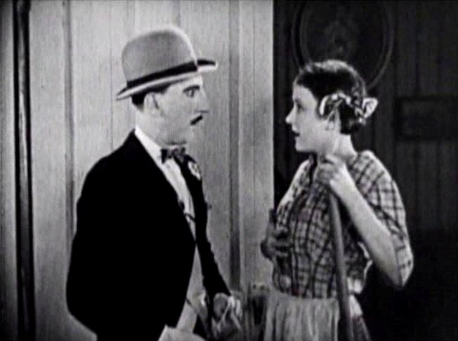 Marceline Day in Black Oxfords 1924 a Mack Sennett comedy 06