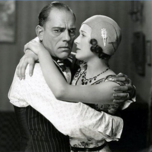 Lon-Chaney-and-Marceline-Day-in-The-Big-City-fine-emotional-acting