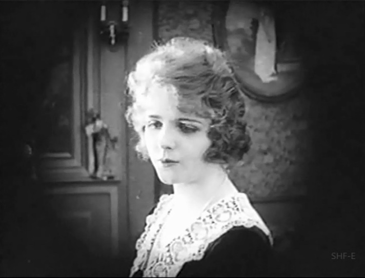 Olive Thomas in An Even Break 1917 06