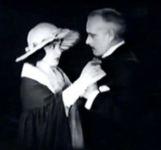 Florence Vidor and Lewis Stone in Beau Revel 1921 00