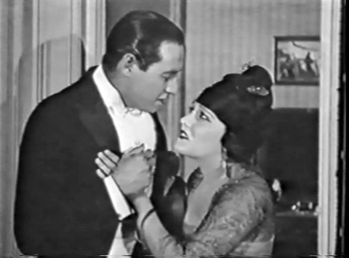 Gloria Swanson and Elliott Dexter in For Better for Worse 1919 4