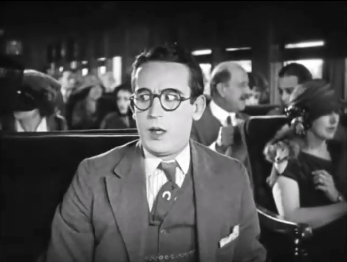 Harold Lloyd in Girl Shy 1924 04