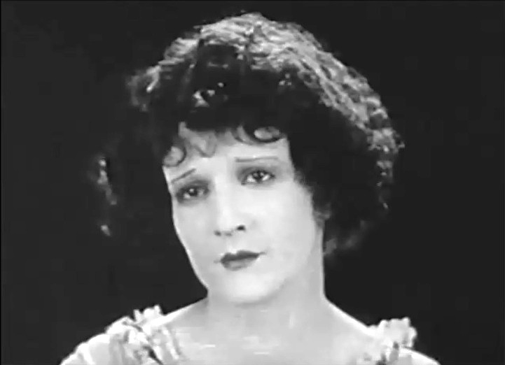 Carol Dempster in One Exciting Night 1922 02