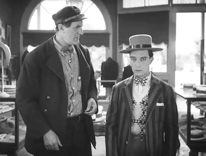 Buster-Keaton-and-Ernest-Torrence-in-Steamboat-Bill-Jr-1928-09