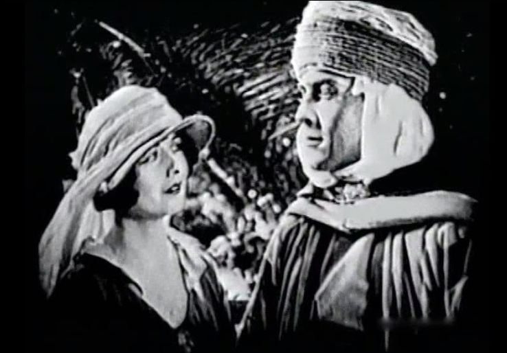 Alice Terry and Ramon Novarro in The Arab 1924 10