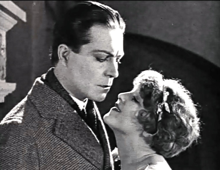 Pauline Garon and Harrison Ford in The Average Woman 1924 15