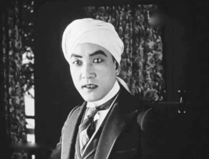 Sessue Hayakawa in The Man Beneath 1919 03