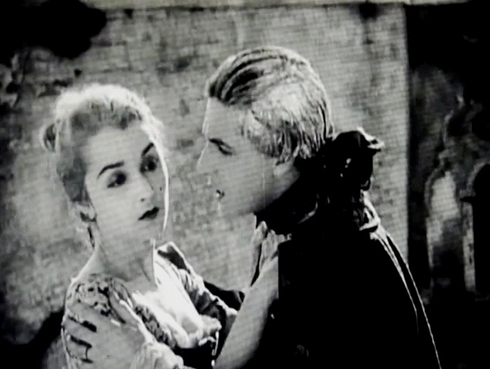 Nina Vanna and Ivor Novello in The Man Without Desire 1923 3
