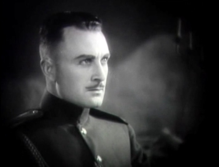 Arnold Kent in The Woman Disputed 1928 13