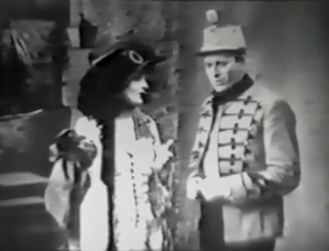 Ethel Grey Terry and James Kirkwood in Under Two Flags 1922 7